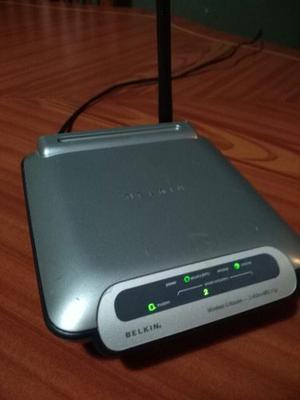 Router 54g Wi Fi Belkin