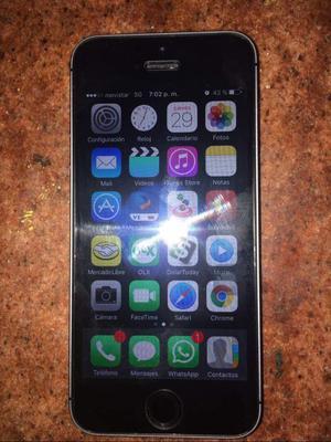 Vendo iPhone 5S 16Gb Liberado Como Nuevo