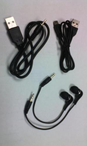 ACCESORIOS PARA LENTES GAFAS ESPIAS MP3 BS