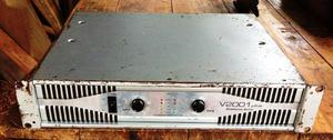 Amplificador American Audio V, Qsc Mx a Y Peavey 800