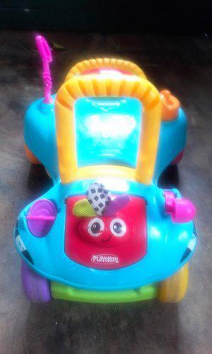Carrito Con Caminadora Marca Playskool Buen Estado
