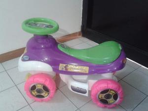 Carro Montable Para Niños - Carritos Montables