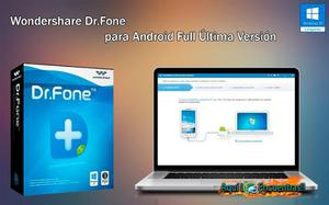 Dr.fone V7.0.recupera Datos Iphone Itunes Y Android Combo