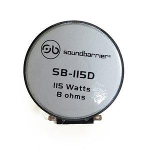 Driver Agudo Soundbarrier Sb-115d 1 Pulgada 115w
