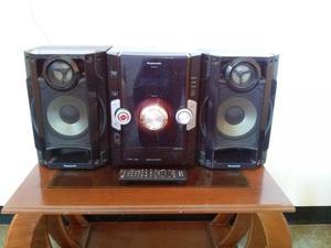 Equipos De Sonido Panasonic Modelo: Sa Akx10