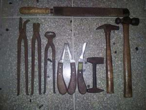 Kit Para Herrar Caballos