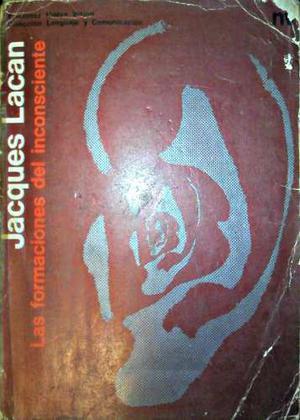 Las Formaciones Del Inconsciente De Jacques Lacan