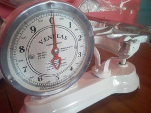 Balanzas analogicas peso de cocina 5 kilogramos posot class for Peso de cocina