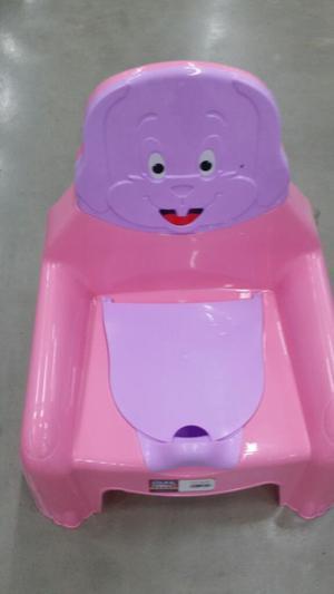 Sillas Pocetas de Baño para Niños