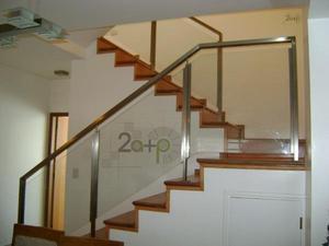 Fabricamos barandas pasamanos escaleras en acero posot class - Barandas de inoxidable ...
