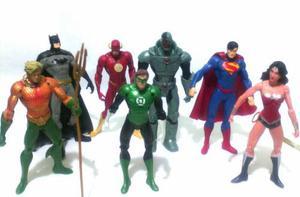La Liga De La Justicia Batman Cibor Flash Aquaman Superman