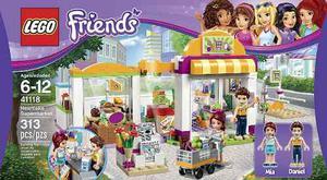 Lego Friends  Supermercado De Heartlake 313 Pzs