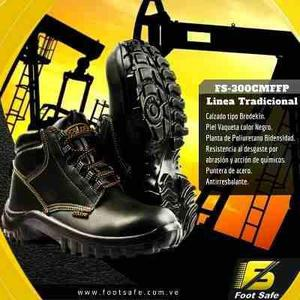 Botas De Seguridad Foot Safe Talla 41