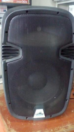 Corneta Amplificada Capitán Audio 12 P