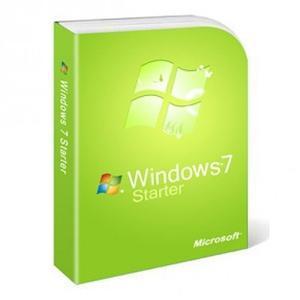 Licencia Microsoft Windows 7 Starter Nueva Sellada
