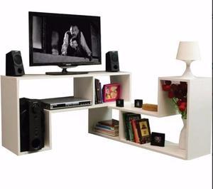 Mesa Tv Modular Multifuncional Merida