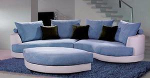 Muebles Sofá Modular Moderno Estilo Elegance Chaise