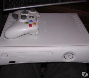 XBOX 360 SLIM DE 20 GB CON VARIOS JUEGOS Y 1 CONTROL