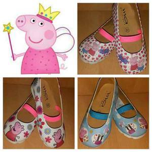 Zapatos Zapatillas De Niña Peppa Soy Luna Mayor Y Detal