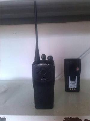 radios MOTOROLA ep450..!!