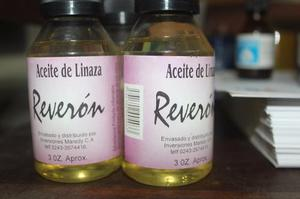 Aceite De Linza Reveron