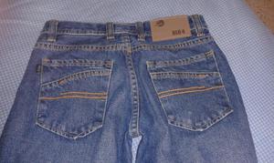 Blue Jeans para niños