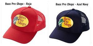 Gorra Bass Pro Shops Para Niños Estampadas Originales