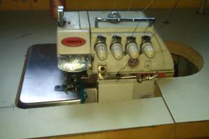 Maquina collaretera industrial Yamata
