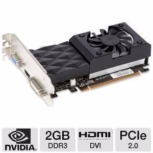 Nvidia Gt gb Ddr3 Pcie 128bits Con Caja Y Accesorios