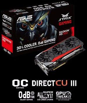 Tarjeta De Video Asus R Strix Gaming 8gb