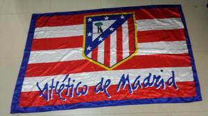Bandera Original Del Atletico De Madrid