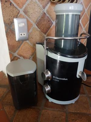 Extractor Electrolux sin Uso!