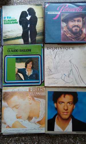 Lps Musica Variada Años  Lote (12) Discos Bs