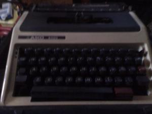 Maquina De Escribir Manual Aiko