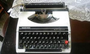 Maquina De Escribir Silver Reed, Sr 150 Tabulator.