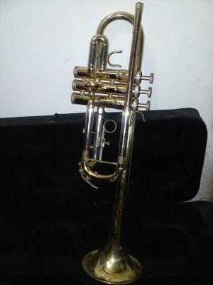 Trompeta En Do, Marca Viena. Usada.