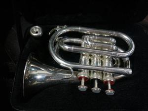 Trompeta Pocket Muy Poco Uso Se Vende Por No Usar