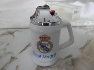 Yesquero Original De Porcelana Del Real Madrid