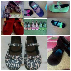 Zapatillas De Niñas, Al Detal Y Al Mayor (fabricantes)