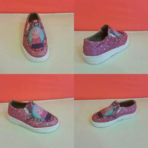 Zapatos De Pepa Pig Para Niñas Al Mayor Y Detal