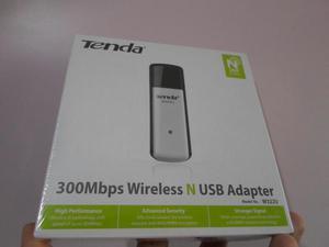 Adaptador Receptor Wifi USB Tenda de 300mbps