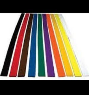 Cinturones De Karate Do Varios Colores