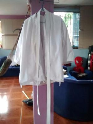 Karategui Y/o Kimono De Karate Talla 12 Poco Uso