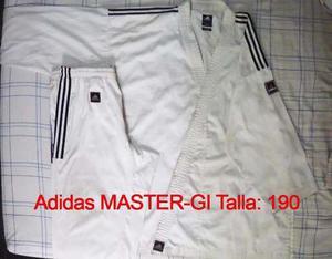 Karategui adidas Master-gi Talla:190