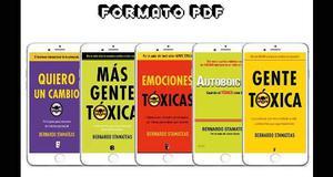 Libro Gente Toxica 9 Libros Formato Digital Pdf