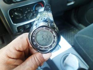 Reloj Casio Sport Protek Triple Sensor Ciclismo Montañismo