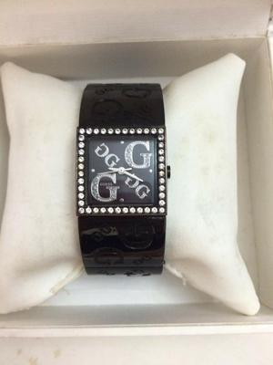 Reloj Guess Original Negro Nuevo