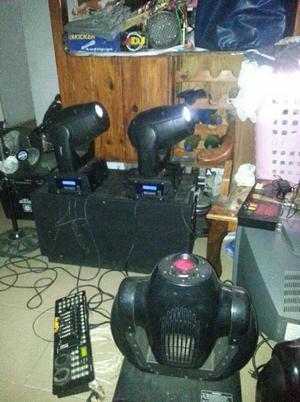 Vendo Luces Roboticas