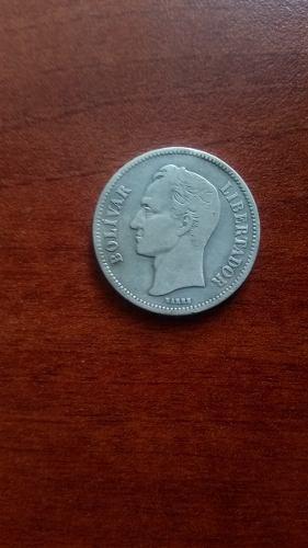 Vendo Moneda 2 Bolivares De Plata Gram  Lei 835
