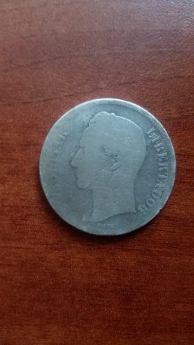 Vendo Moneda Fuerte De Plata  Gram 25 Lei 900